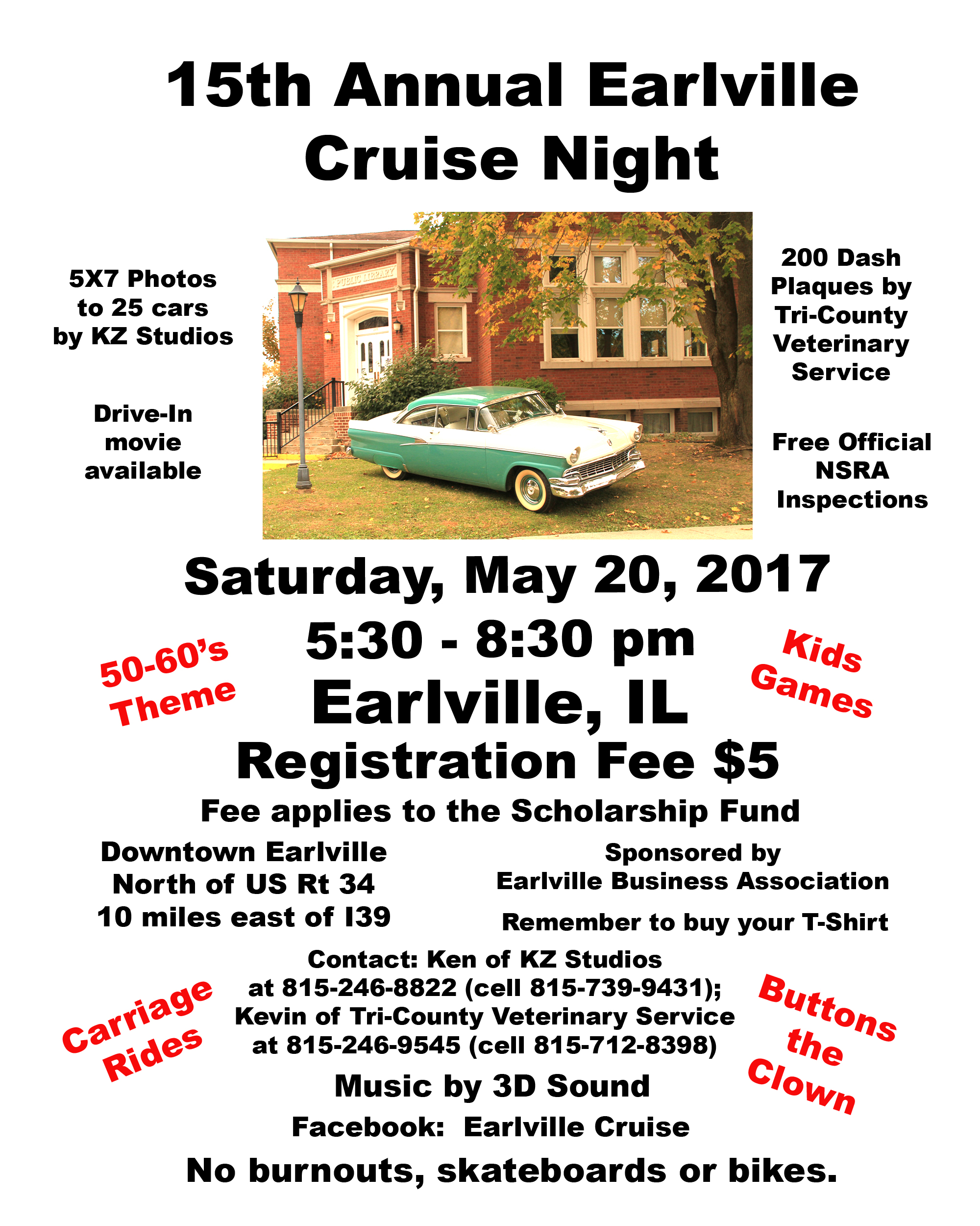 2018 Car Cruise and Show List Cruise Nights Cruising is Back